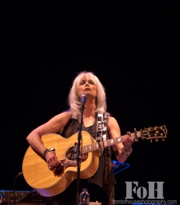 Emmylou Harris with Daniel Lanois – Massey Hall, Toronto