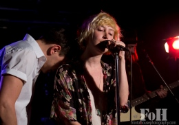 July Talk performs live in studio at 102.1 The Edge