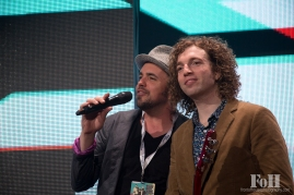 Mounties win EMERGING ARTIST OF THE YEAR