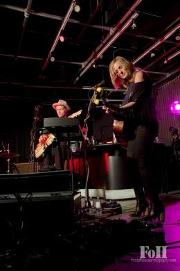 Whitehorse – live at 102.1 The Edge studios,Toronto