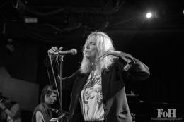 Patti Smith – le poisson rouge, New YorkCity