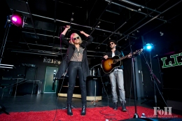 Metric – live at 102.1 The Edge studios
