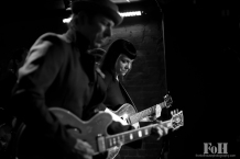 Maria Ryan & Chris Bennett live at Cadillac Lounge, Toronto 10/29/15