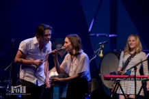 Whitehorse, live in Toronto 12/02/15 with Peter Dreimanis & Leah Fay