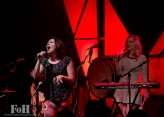Whitehorse, live in Toronto 12/02/15 with Tanya Tagaq