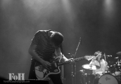 Wolf Alice, live in Toronto 12/04/15 photograph by Bobby Singh