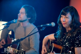 Silversun Pickups – Up Close and Personal at 102.1 The Edge
