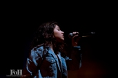 Alessia Cara photographed by Bobby Singh Jan 16, 2016, Toronto