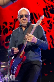 The Who live in Toronto, 03/01/2016 - photo by Bobby Singh, Front of House photography