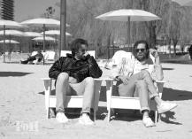 The Darcys - Sugar Beach, Toronto