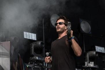 July, 23, 2016 - Oro-Medonte, Canada: American rock band Third Eye Blind perform at Wayhome Music & Arts Festival (Bobby Singh/Polaris).