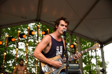 July, 24, 2016 - Oro-Medonte, Ontario, Canada: Nashville blues rockers All Them Witches perform at Wayhome Music & Arts Festival