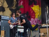 July, 24, 2016 - Oro-Medonte, Ontario, Canada: The Arcs, led by Dan Auerbach of The Black Keys, perform at Wayhome Music & Arts Festival (Bobby Singh/Polaris).