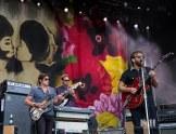July, 24, 2016 - Oro-Medonte, Ontario, Canada: The Arcs, led by Dan Auerbach of The Black Keys, perform at Wayhome Music & Arts Festival (Bobby Singh/Polaris).