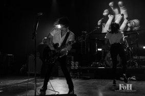 July Talk perform at The Danforth Music Hall, Toronto