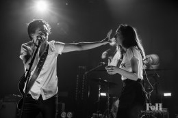 July Talk – Danforth Music Hall, Toronto 10/28/2016