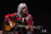 October 14th, 2016 - An all-star lineup takes the stage at Toronto's Massey Hall in support of the Jesuit Refugee Service in Lampedusa; featuring Emmylou Harris, Steve Earle, Robert Plant and Ron Sexsmith (Bobby Singh/Polaris).