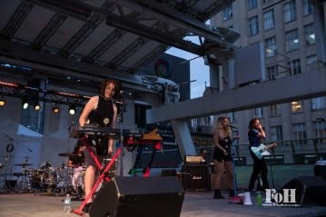 Ginger Ale & The Monowhales live in Toronto - Boby Singh/@fohphoto