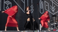 Banks performing at Wayhome Music & arts Festival - photo by Dawn Hamilton/@minismemories