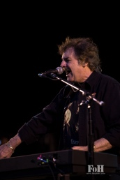 Canadian rock legend Burton Cummings performs live in Toronto