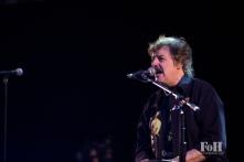 Canadian rock legend Burton Cummings performs live in Toronto