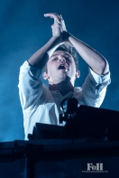 Flume performing at Wayhome Music & arts Festival - photo by Dawn Hamilton/@minismemories