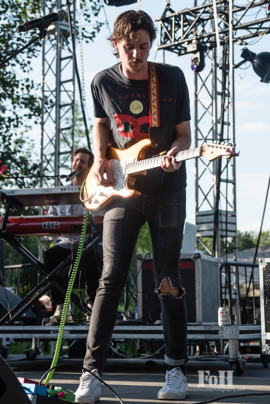 Hound Mouth performing at Wayhome Music & arts Festival - photo by Dawn Hamilton/@minismemories