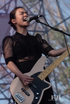 Mitski performing at Wayhome Music & arts Festival - photo by Dawn Hamilton/@minismemories