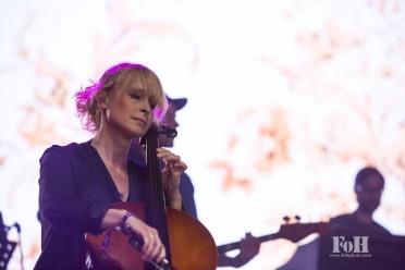 Belle and Sebastien performing at Panorama in New York City