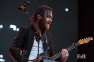 Nick Murphy (Chet Faker) performing at Panorama in New York City