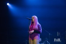 Kiiara performing at Panorama in New York City