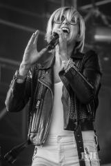 Phantogram performing at Wayhome Music & arts Festival - photo by Dawn Hamilton/@minismemories