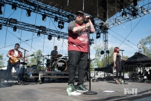 Rag'n'Bone Man performing at Wayhome Music & arts Festival - photo by Dawn Hamilton/@minismemories