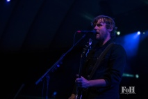 Sam Roberts Band performing live in Toronto