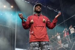 Schoolboy Q performing at Wayhome Music & arts Festival - photo by Dawn Hamilton/@minismemories