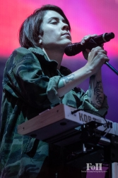 Tegan and Sara performing at Wayhome Music & arts Festival - photo by Dawn Hamilton/@minismemories