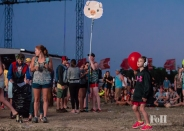 The crowd enjoying themselves at Wayhome Music & arts Festival - photo by Dawn Hamilton/@minismemories