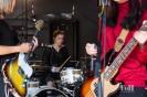 The Beaches perform live at Sugar Beach Studios, in Toronto