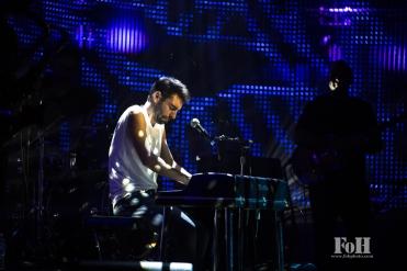 Leif Vollebekk performing at The 2017 Polaris Music Prize Gala