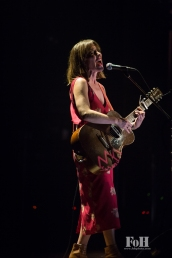 Feist performing at The 2017 Polaris Music Prize Gala