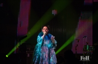 Lido Pimienta performing at The 2017 Polaris Music Prize Gala