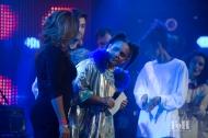 Lido Pimienta accepting The 2017 Polaris Music Prize