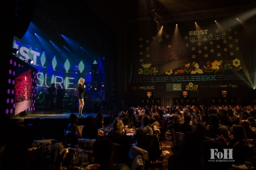 CBC Radio's Raina Douris hosting The 2017 Polaris Music Prize Gala