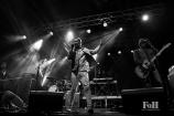 Sam Roberts Band performing at Hamilton Supercrawl 2017