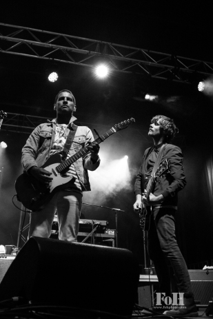 Sam Roberts Band performing at Hamilton Supercrawl 2017